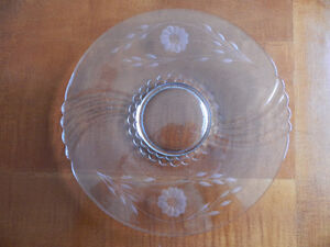 Vintage Hughes Corn Flower Bowl and Hostess Plate Kitchener / Waterloo Kitchener Area image 5