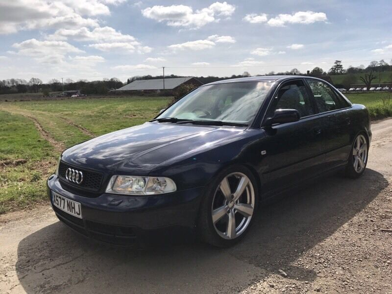 Audi S4 MRC Tuned 350HP