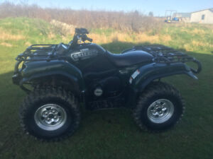 2003 Yamaha 660 Grizzly 4x4