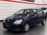 2003 Toyota Corolla 1.6 VVT-i T3 5dr