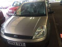 Ford Fiesta 1.4 Ghia 5dr 12 months mots £799