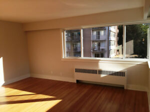 Newly Renovated 1 Bdrm Unfurnished Apartment for Rent (West End)