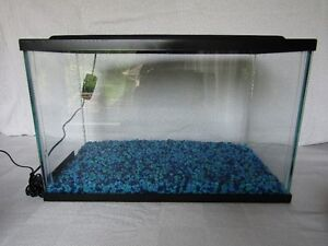 5.5g Aquarium & accessories