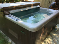Hot Tub Beachcomber -6months old