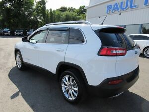 2015 Jeep Cherokee Limited FWD Peterborough Peterborough Area image 14