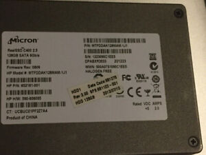 Disque dure SSD 128Gb