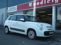 2015 FIAT 500L DIESEL AUTO POPSTAR,5 DOOR,UPTO 5 YEARS 0% FINANCE AVAILABLE
