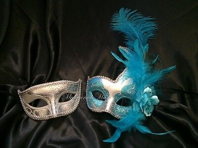 Couple Masquerade Ball Mask Costume School Prom Birthday Wedding Bachelor Party](Mask Ball Masks)