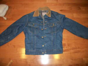 LEE jeans denim STORM RIDER coat 35$ for your Cowboy Cowgirl
