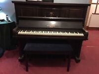 Stand up Piano W.H Barnes London