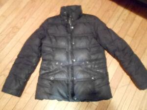 Good Price! Esprit Black Down Jacket