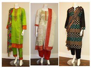 Indian / Pakistani Suits / Dresses, Bangles (Churi) & Jewellery Edmonton Edmonton Area image 6