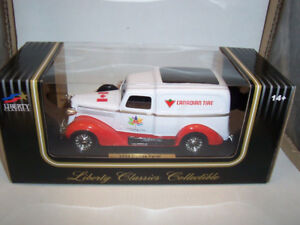 Canadian Tire Die Cast Collectors Truck-- 2017