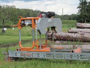 Portable Band Sawmill