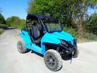 QUADZILLA CF MOTO ZFORCE 550 EX ONLY ONE IN THE UK