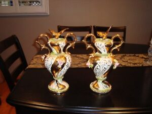 2 Le Palma Sesto F Vases made in Italy