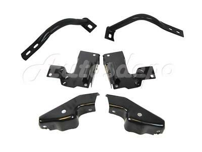 Bundle for 03-2007 Silverado 1500 Std/Ext Cab Front Bumper Out Brace Bracket Set