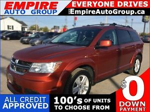 2012 DODGE JOURNEY AMERICAN VALUE PACKAGE * 7 PASS * PREMIUM CLO