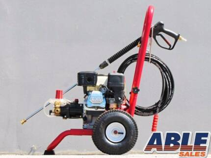 PRESSURE WASHER 3000PSI PETROL HM3200G WATER CLEANER Welshpool Canning Area Preview