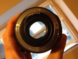Tamron 17-50 VC DiII 2.8 lens in great shape for Canon West Island Greater Montréal image 3