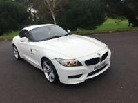 2011 61 BMW Z4 2.5 Z4 SDRIVE23I M SPORT HIGHLINE EDITION 2D 201 BHP
