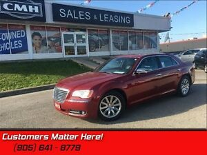 2012 Chrysler 300C   LEATHER, SUNROOF, NAVIGATION, HEATED SEATS!