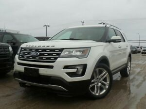 2016 Ford Explorer LIMITED 3.5L V6 LEATHER NAVIGATION