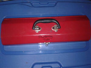 Mastercraft low profile tool box