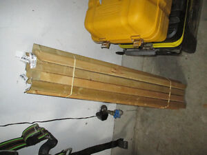 "BRAND NEW DECK WOODS 12 PEICES 36""  AT $1. EACH  519-673-9819 London Ontario image 1"