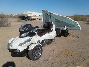 2013 CAN AM SPYDER SE5 LIMTED