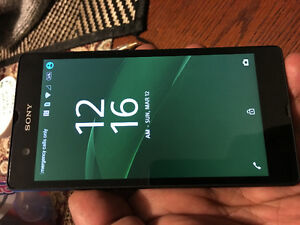 Sony Xperia Z, mint, unlocked