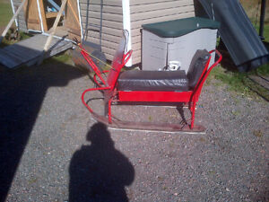 Great sleigh for kids