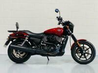 Harley-Davidson Street XG 750 ! LOW MILES ! FULL SERVICE HISTORY ! MINT