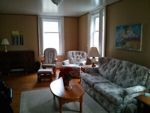 House/rooms for rent. Heritage brick home. Waterfront.