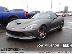 2014 Dodge Viper GTS  - Low Mileage