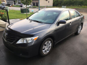 Certified, 2010 Toyota Camry LE Sedan, No Sales Tax, No accident