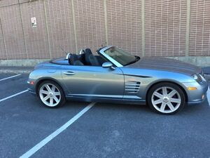 2005 Crossfire Limited Convertible