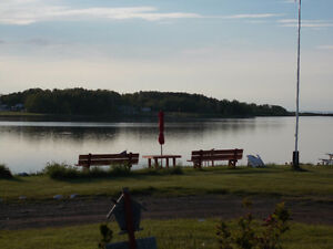 House and Cottage For Sale With Beautiful Waterfront!