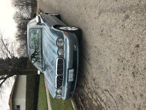 04 Jaguar XJ8 Vanderplast