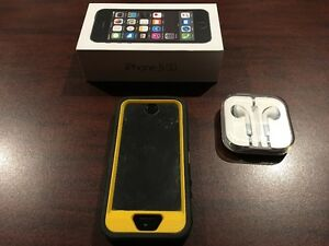 Iphone 5S with Otterbox