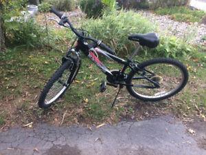 Kid's Black 21 Speed Bike