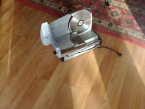 7-1/2 in. Electric Meat Slicer