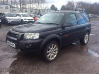 2005 LAND ROVER FREELANDER TD4 SPORT HARD TOP ESTATE DIESEL