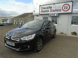 2012 CITROEN DS4 1.6 HDI DSTYLE - 56,336 MILES - SERVICE HISTORY - GREAT MPG