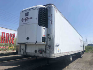 2006 WABASH REEFER WITH THERMO KING UNIT