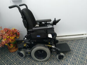 Invacare TDX-SP Powered Wheel Chair