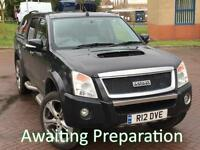 2010 (10) Isuzu Rodeo 3.0 CRD Ltd Edn LE Sport