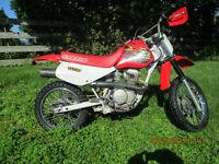 2000 Honda XR 80cc Dirt bike for sale