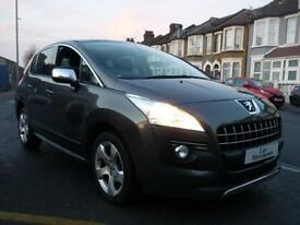 Peugeot 3008 Crossover 1.6HDi ( 110bhp ) FAP Exclusive 2010 / 10