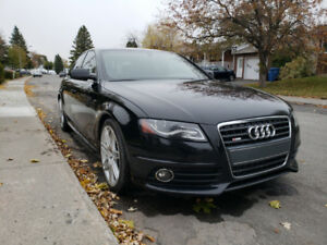 Audi A4 Quattro 2010 Automatic SLINE Package